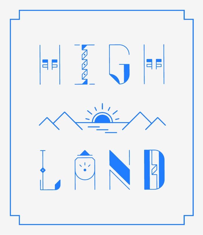 ZENITH - Typeface
