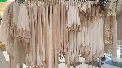 Champagne Range, Lace Tops, Funky, Elegant, Leisurewear, Womenswear