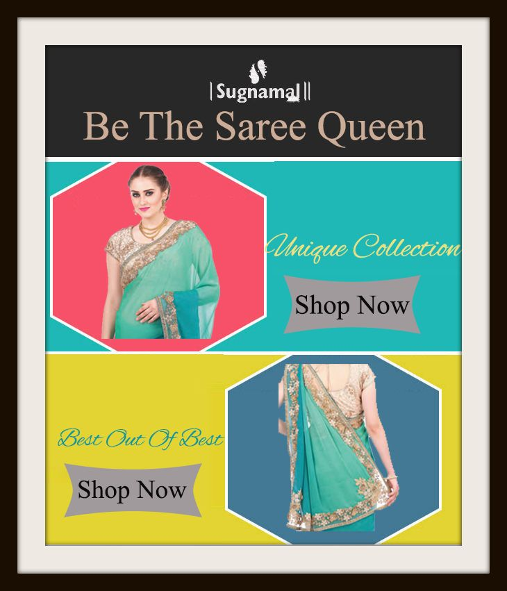 -Make Simple But Significant- Unique Party wear Collection visit @http://sugnamal.com/ For any Query contact us: 8418888893 #party_wear #shaadi #wedding_wear #new_arrivals #new_collection #desi_style #shaadi_fashion #latest_Fashion #collection_by_sugnamal #saree_online #saree_with_blouse #hot_sarees #decent_sarees #true_fashion #saree_online #sugnamal_sarees #sugnamal_fashion #happy_customers