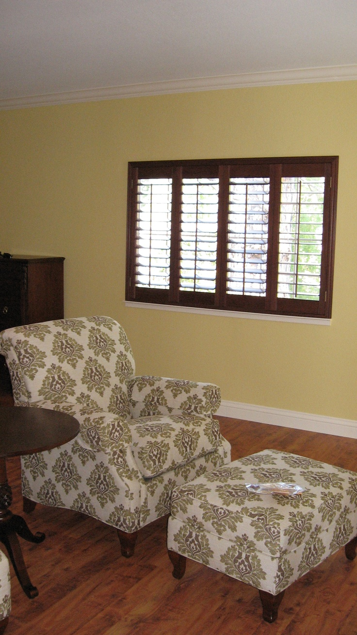 25 best images about remote control shutters on pinterest - Discount interior plantation shutters ...