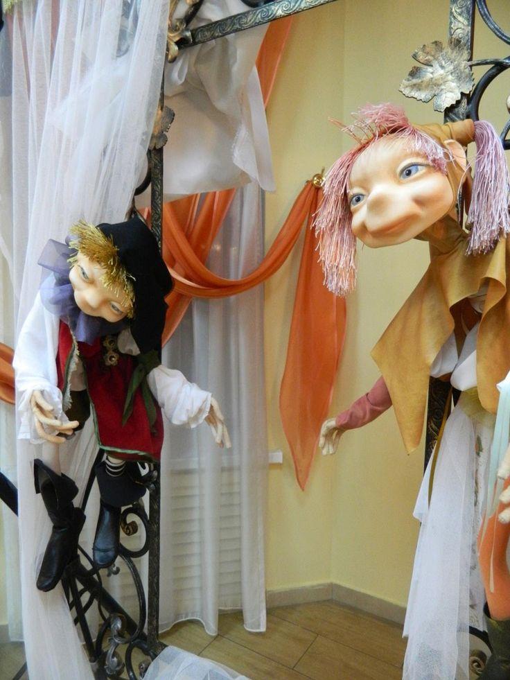 Песня кукольного ежика (Сахалинский кукольный театр)