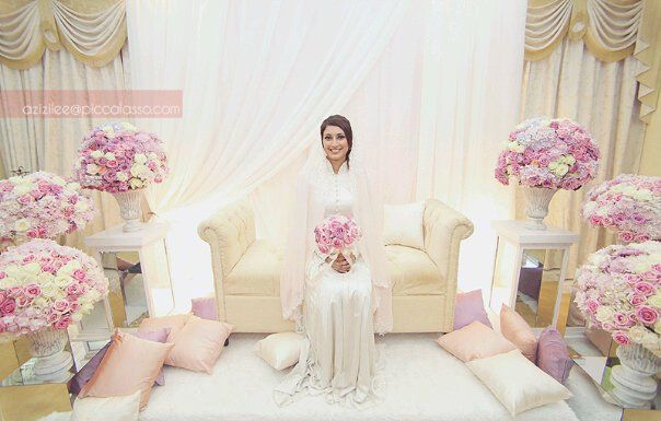 Weddings by SHER: Engagement : Shameem and Syed Faizal