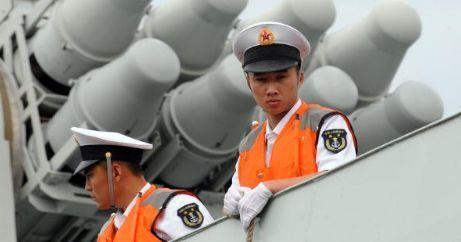 Tercüme Odası /// ABD Güney Çin Denizi'nde pervasızca davranamaz - Global Times