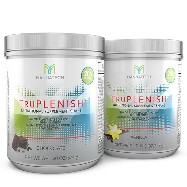 TruPLENISH™ Nutritional Shake - Chocolate & Vanilla