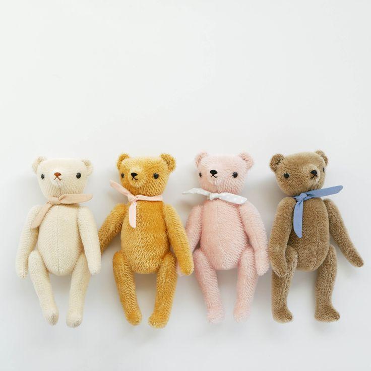 Classic Bears by Polka Dot Club | Wild & Whimsical Things www.wildandwhimsicalthings.com.au