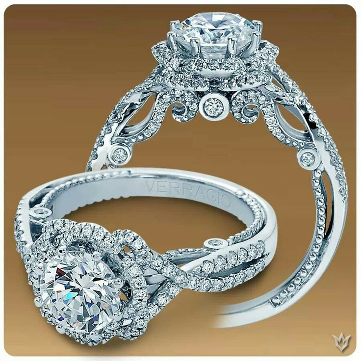 Verragio Insignia 7087R - WOW This Is Gorgeous