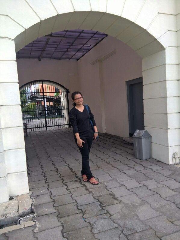 Benteng Vredeburg Yogyakarta..
