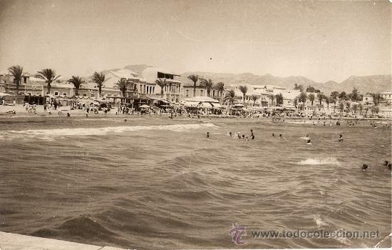 Fotografía antigua: puerto de mazarron.murcia - Foto 1 - 21493553