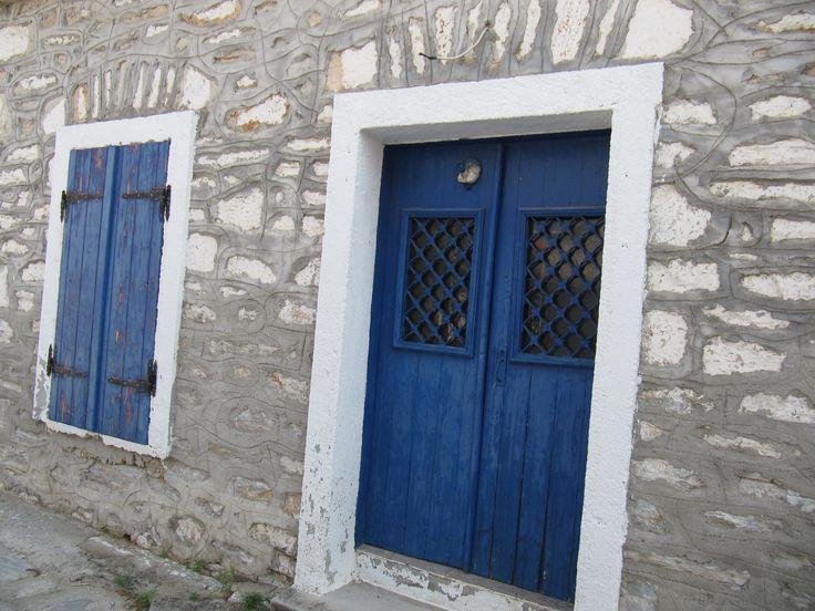 At Agia Kiriaki village, at South Pelion, Greece