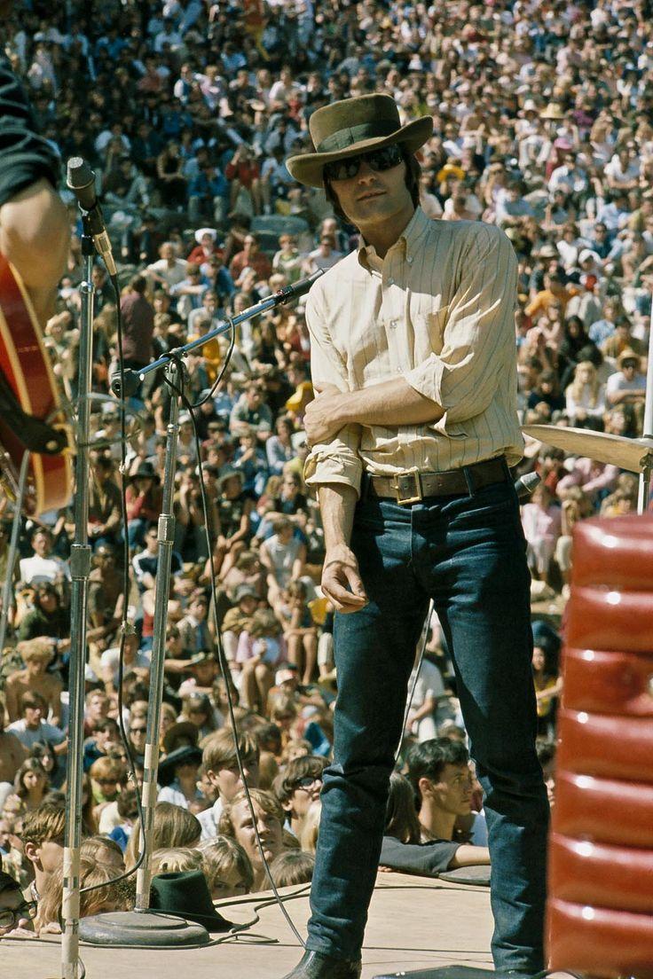Marty Balin - Mount Tam Jam - The Mountain Gallery - Magic Mountain Festival 1967