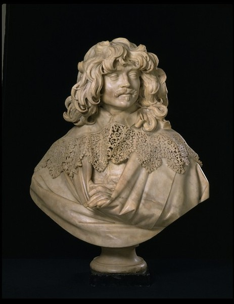 Thomas Baker (1606-1658)       Rome, Italy      Date:   ca. 1638      Artist/Maker: Bernini, Gian Lorenzo, born 1598 - died 1680      Materials and Techniques:  Marble  - V & A