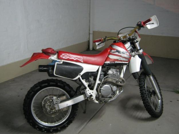 Honda xr 250 r fotos de motos pinterest for B and e honda