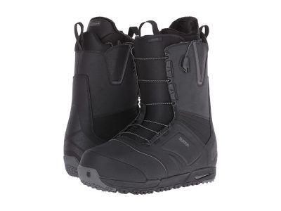 Burton - Ruler '17 (Black) Men's Cold Weather Boots