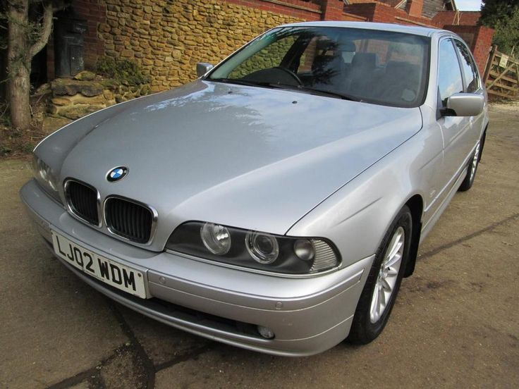 BMW 525 2.5TD auto 2002 DSE 1 Previous Owner FSH ONLY 113K From New !!