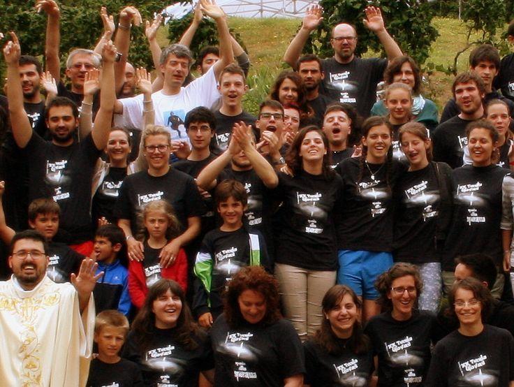 Cammino di fede per giovani al convento di Caravate   Pastorale Giovanile CEB