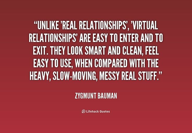 Online dating how to leave the virtual world