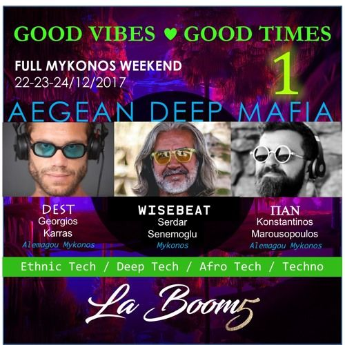 Wisebeat BDay Weekend @ La Boom Istanbul 20171222-24 by Wisebeat on SoundCloud