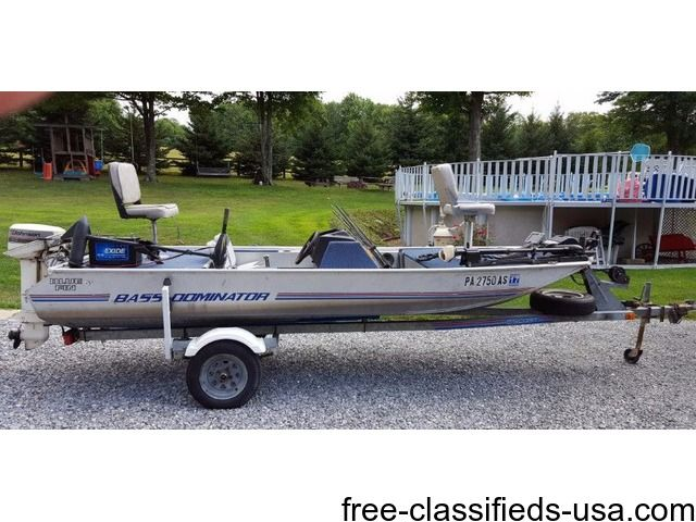 listing 16 ft. ALUMINUM BASS BOAT is published on Free Classifieds USA online Ads - http://free-classifieds-usa.com/vehicles/boats-ships/16-ft-aluminum-bass-boat_i39364