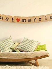 Photo Booth Requisiten nur eheliche Liebe, Hoch... – EUR € 4.54