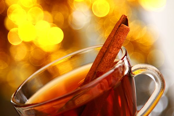 """Grateful Belly"" Mulled Cider with Maple Bitters (Makes 6 cups), from The Benefits of Bitters 