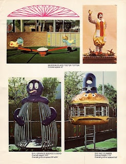 Old school McDonalds playground.
