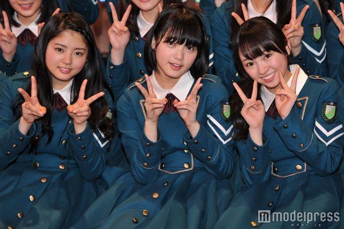 (画像2/46)欅坂46、初の全国握手会でファン1万人動員 HKT48の記録更新は「乃木坂46さんのおかげ」