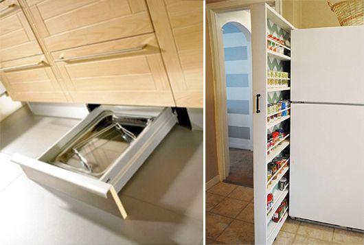 33 platzsparende ideen f r kleine k chen haus hasemannstra e 13 platzsparende m bel k che. Black Bedroom Furniture Sets. Home Design Ideas