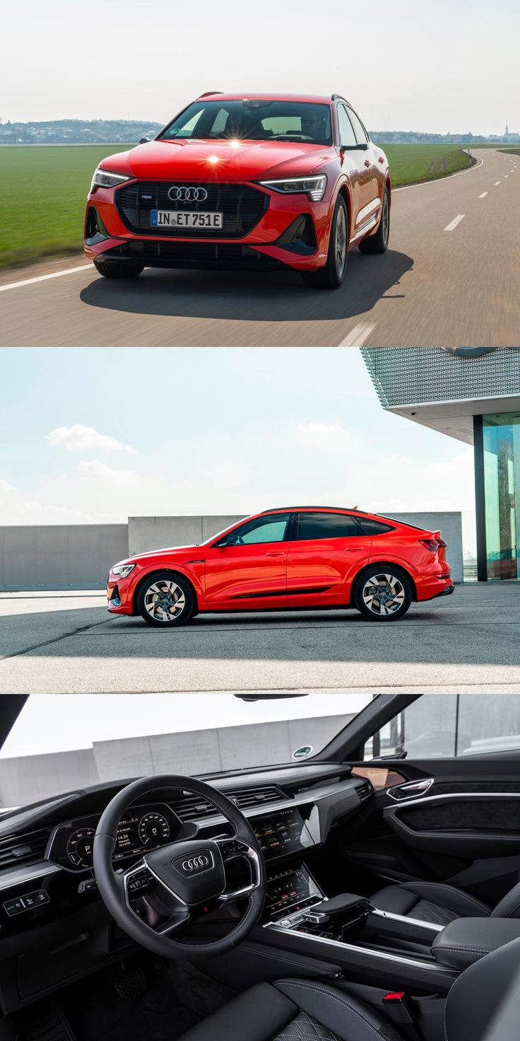 2020 Audi etron Sportback Earns Impecible Safety Rating