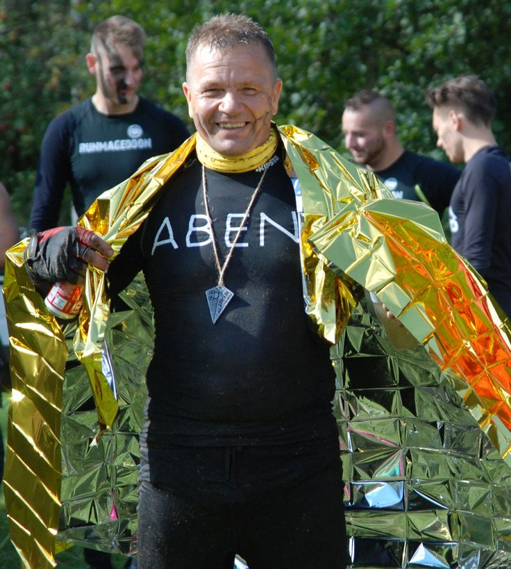 Abena Polska na Runmageddon 2016 Więcej na stronie www.abena.pl