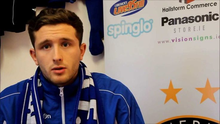 Jason Hughes speaks to Limerick FC TV after penning a deal for the 2014 Season.