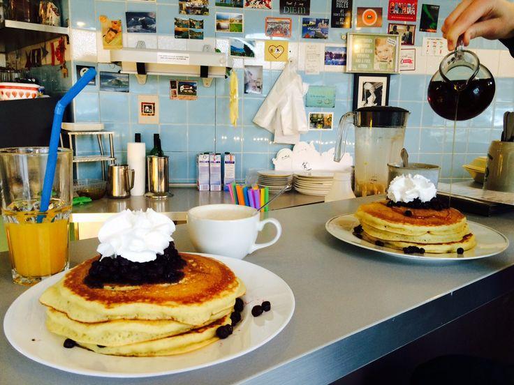 Die 11 besten Cafés zum frühstücken in Hamburg