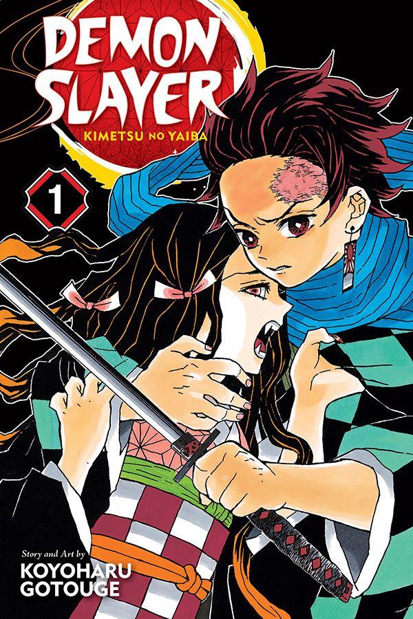 Viz Announces New Series Demon Slayer Kimetsu No Yaiba Anime