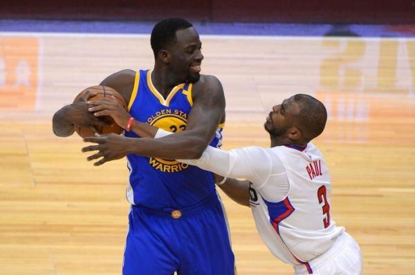 """Golden State Warriors' Draymond Green faces a lawsuit that alleges """"assault, battery and related claims based on his alleged acts of…"""