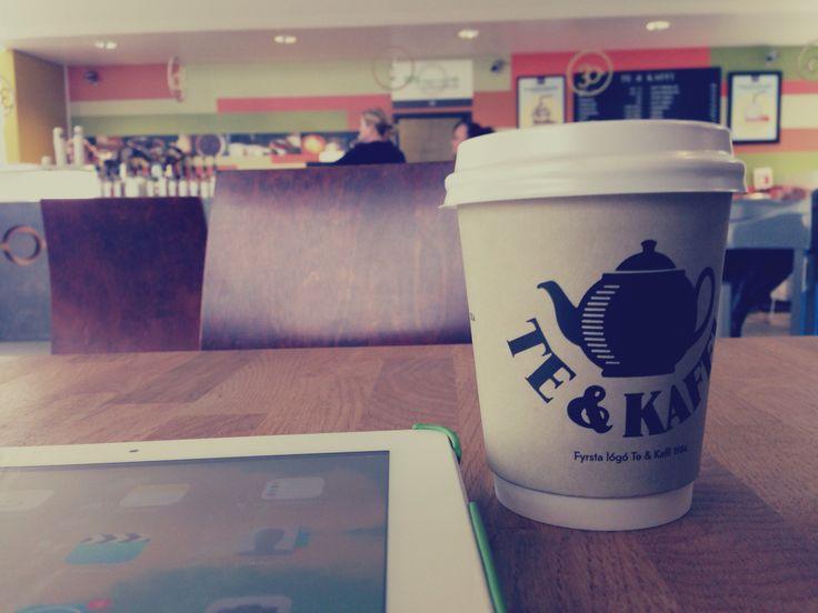 #coffeelover at #Reykjavik University. #te&kaffi