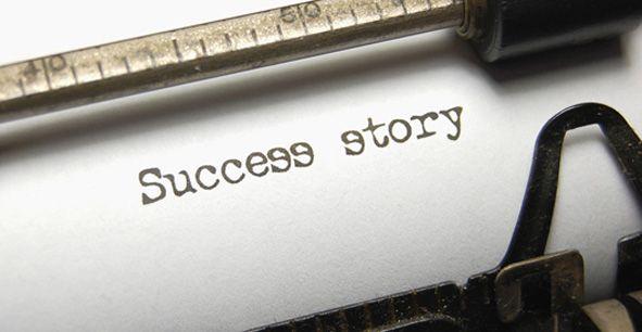 Menestystarina. Menestykseen tarvitaan muutakin kuin tuuria. Johanna Hurmerinnan hyvä blogi sisällöstä, markkinoinnista ja somesta.