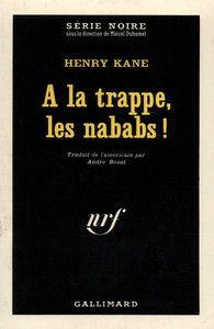 livres: Henry Kane - À la trappe, les nababs ePub