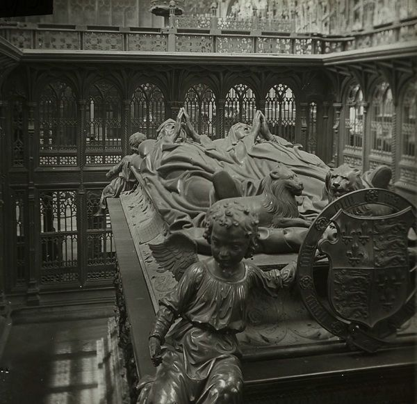 Tomb Of Henry VII And Elizabeth Of York, Westminster Abbey