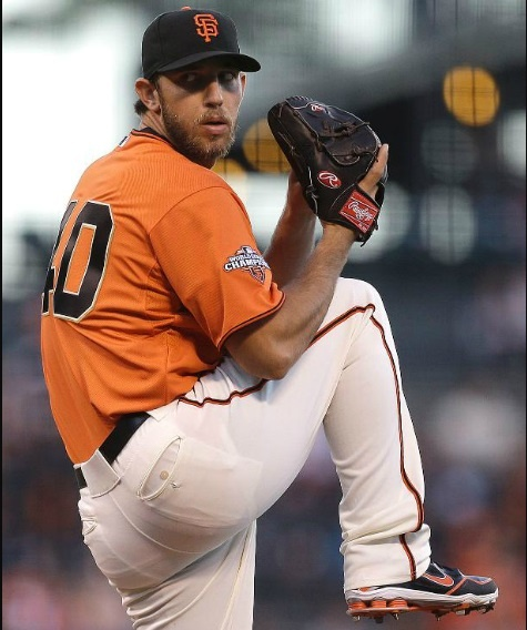 Madison Bumgarner continues to lead the staff in quality outings.  Struck out 10 in 6 IP but got a no-decision.  4-19