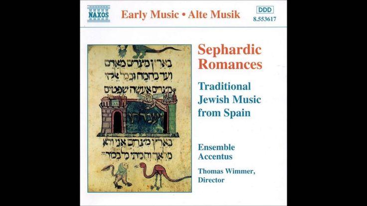 Ensemble Accentus - Por la Tu Puerta Yo Passi (Gülpembe), Sephardic folk...