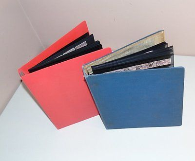 Stamp Pickers USA US BOB & Air Post Album Collection Estate Lot $200+