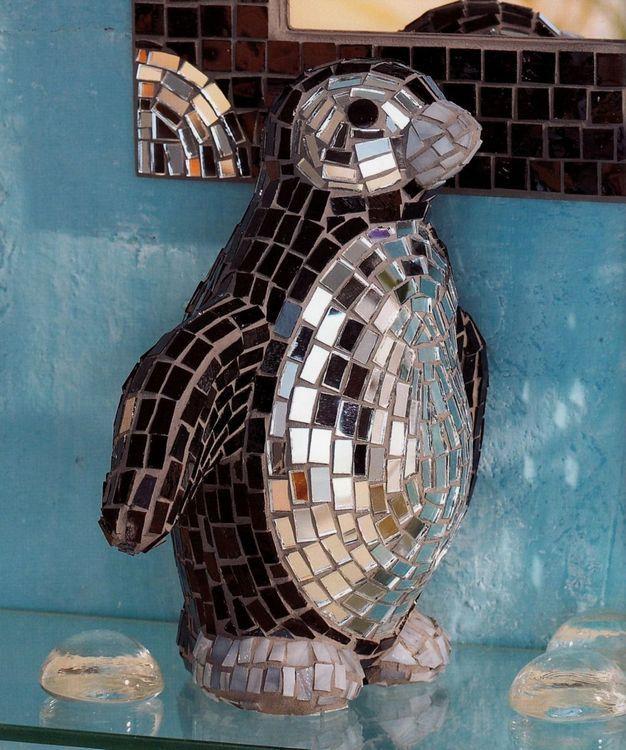 Mozaicuri - Pinguin