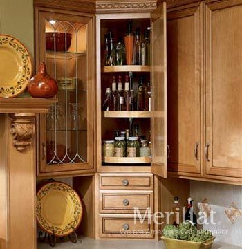 corner cabinets wall angle cabinet with lazy susan masterpiece accessories merillat cabinetry add