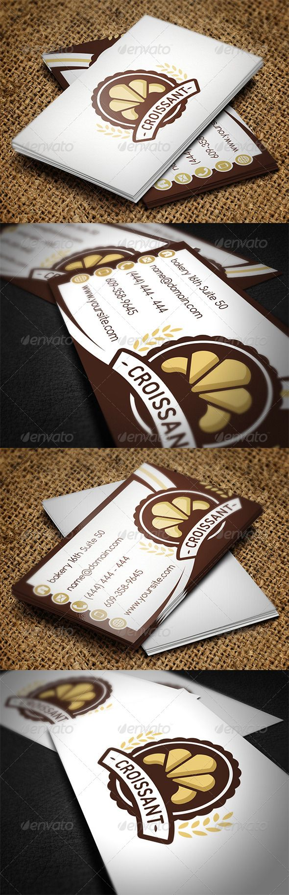 2859 best Business Card Template & Design images on Pinterest ...