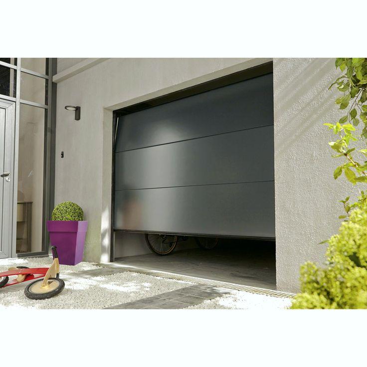 Luxury Montage Porte De Garage Sectionnelle Brico Depot