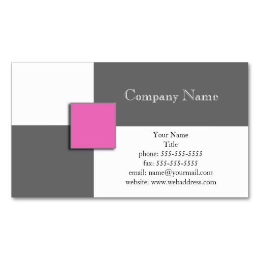 Paper – Reminder Card Template
