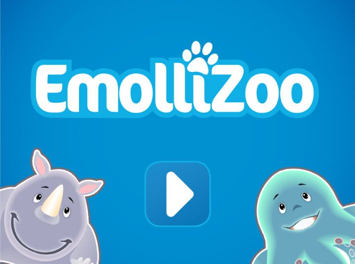 EmolliZoo - A mobile app for children with eczema