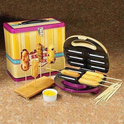 Nostalgia Electrics Carnival Snacks On A Stick Maker