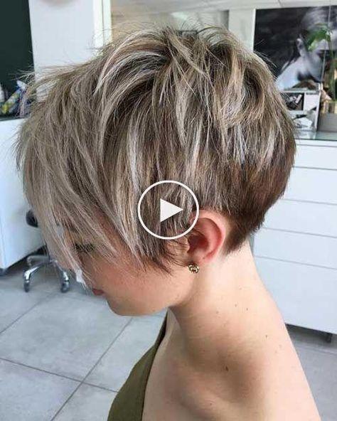 Stylish Easy Pixie Haircut For Women - C Cutenails - Hair Beauty - DIY & Crafts