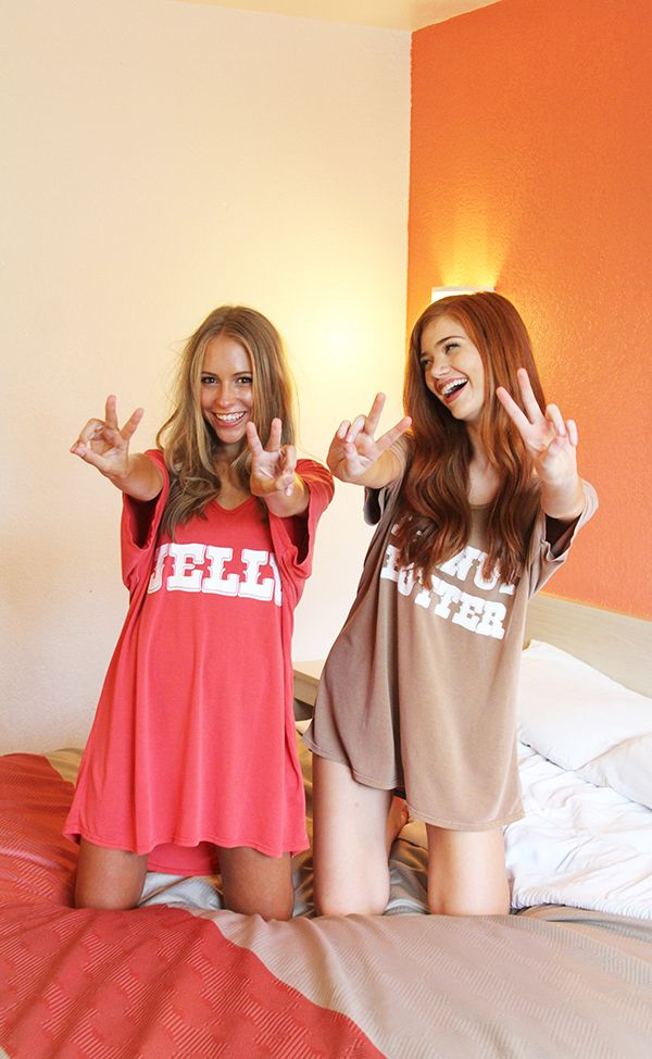 516 best riffraff x mumu images on pinterest bell bottom for Peanut butter t shirt dress