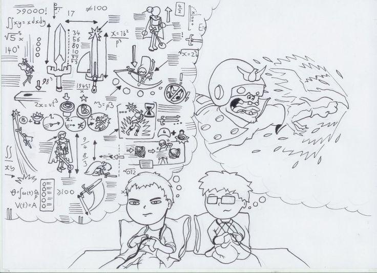 Two Ways to Play Smash Bros. via reddit user  Billybobgeorge   IT'S SOOOOOOO TRUE AHAHAHA